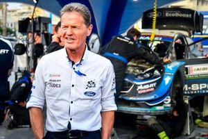 Malcolm Wilson, Team principal M-Sport