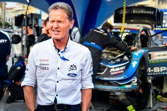 Владелец M-Sport Ford WRT Малкольм Уилсон