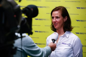 Catherine Bond Muir, W Series CEO