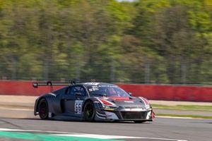 #66 Attempto Racing Audi R8 LMS GT3 2019: Clemens Schmid, Nick Foster, Kelvin van der Linde