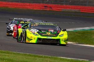 #77 Barwell Motorsport Lamborghini Huracan GT3 2019: Adrain Amstutz, Leo Matchiski, Miguel Ramos