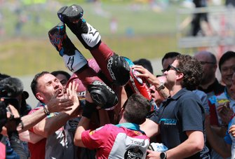 Racewinnaar Alex Marquez, Marc VDS Racing