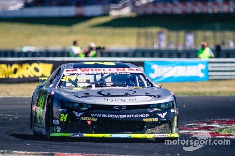 Nicolo Rocca, Chevrolet