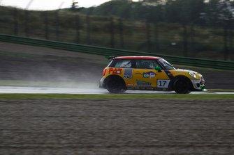#17 Daniele Pasquali, Caal Racing