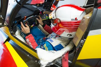 #20 High Class Racing Oreca 07 Gibson: Mathias Beche