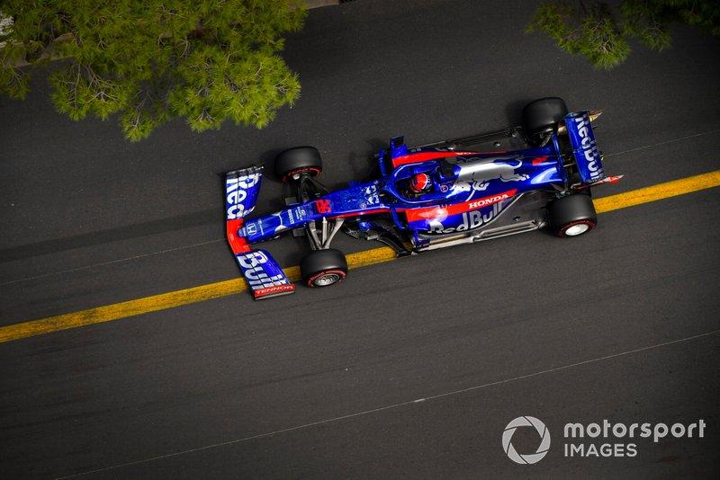 7. Даниил Квят (Toro Rosso) – 1:11,271