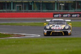 #99 ROWE Racing Porsche 911 GT3 R: Dennis Olsen, Dirk Werner, Matt Campbell