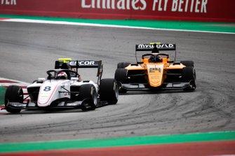 Alessio Deledda, Campos Racing,Fabio Scherer, Sauber Junior Team by Charouz