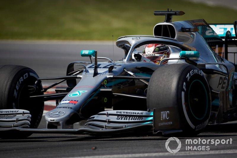 A Mercedes zsinórban a kilencedik győzelmét aratta Kanadában. A rekordot a McLaren sorozatban elért 11 sikerével tartja.