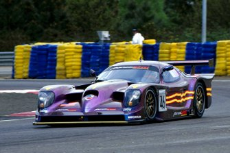 James Weaver, Perry McCarthy, Panoz Q9 Hybrid