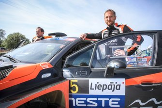 Алексей Лукьянюк, Saintéloc Racing, Citroen C3 R5