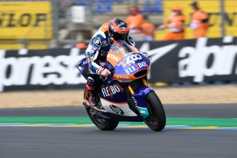 Augusto Augusto Fernandez, Pons HP40, French Moto2 2019