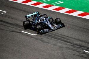 Nikita Mazepin, private tester, Mercedes AMG F1