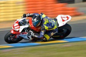 #41 Honda: Guillaume Antiga, Wayne Tessels, Jan Halbich
