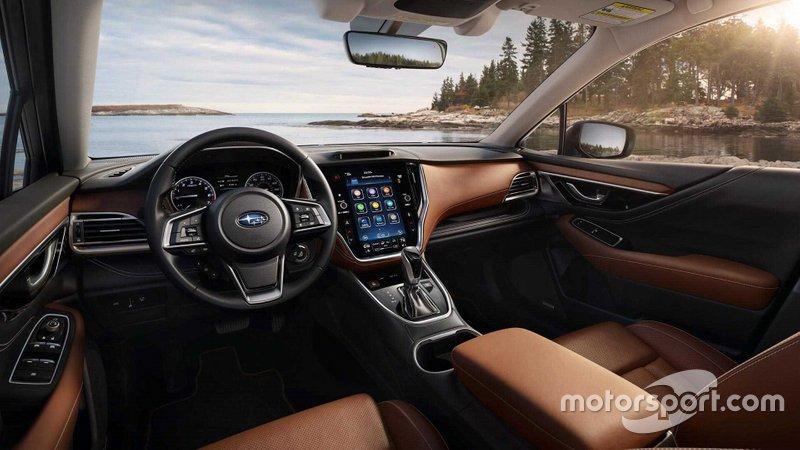 Subaru Outback 2020 року