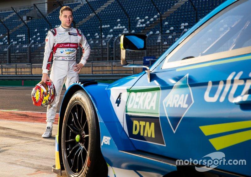 № 4 – Робин Фрейнс, Audi RS5, – Audi Sport Team Abt Sportsline
