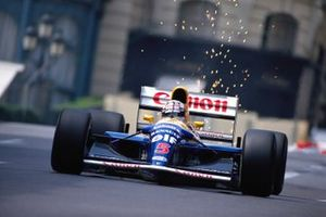 Nigel Mansell, Williams FW14B Renault