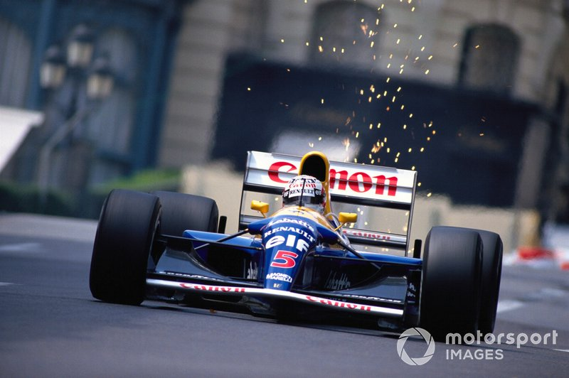 1992 - Williams FW14B Renault