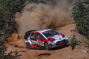 Яри-Матти Латвала и Миикка Анттила, Toyota Gazoo Racing WRT, Toyota Yaris WRC