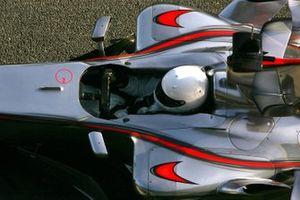 Фернандо Алонсо, McLaren Mercedes MP4/21