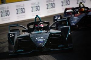 Carrie Schreiner, Envision Virgin Racing, Audi e-tron FE05