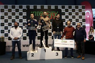 Intercity Platinum Cup Ödülü