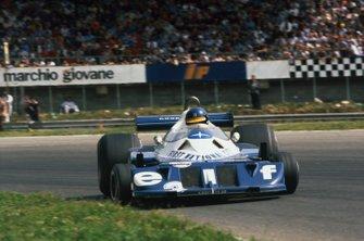 Drift: Ronnie Peterson, Tyrrell P34