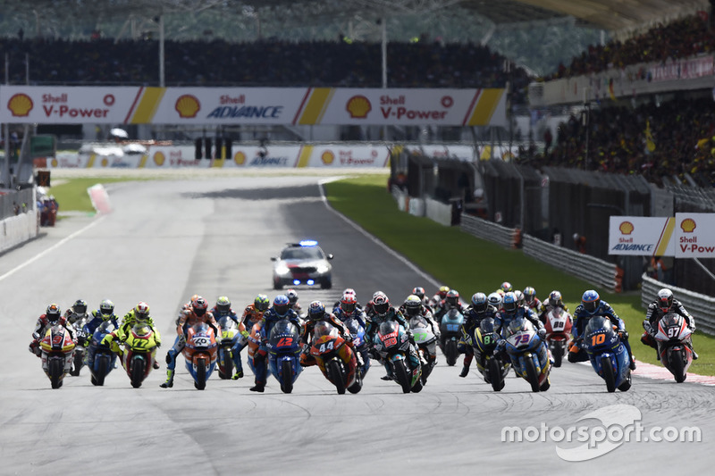 Moto2 Malaysia 2018 di Sepang International Circuit