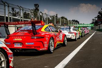 Dylan Pereira, Lechner Racing