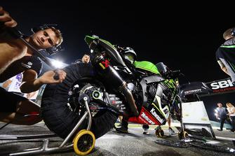 Tom Sykes, Kawasaki Racing motor