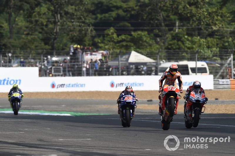 GP Thailand 2018 in Buriram