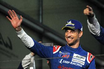 3. Jenson Button, SMP Racing