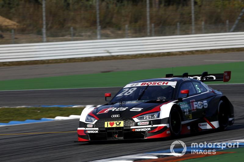 12. Loic Duval, Audi Sport Team Phoenix, Audi RS 5 DTM