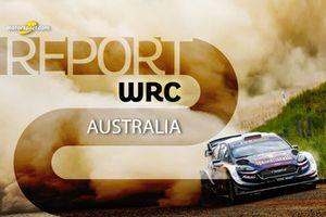 Report Rally Australia