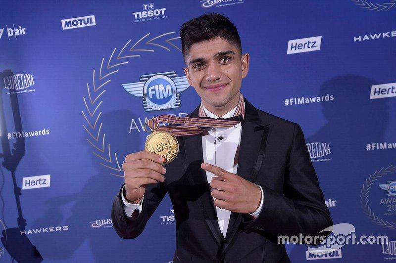 Moto3 Campeón Jorge Martin