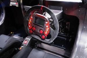 Lanzamiento del coche de Nissan E.Dams Fórmula E