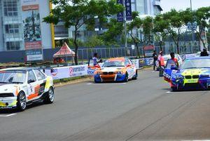 Starting grid Super Touring Championship Divisi 1