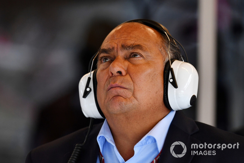 Antonio Perez Garibay, Father of Sergio Perez, Racing Point Force India VJM11