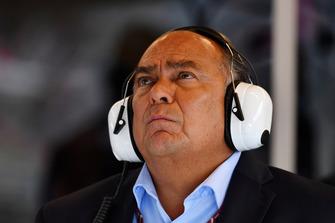 Antonio Perez Garibay, padre de Sergio Pérez, Racing Point Force India VJM11