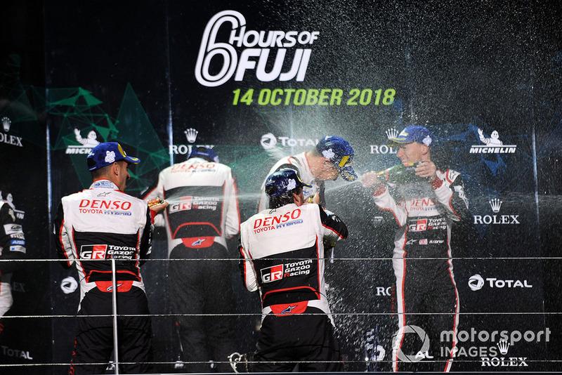 Alonso y sus compañeros fueron segundos