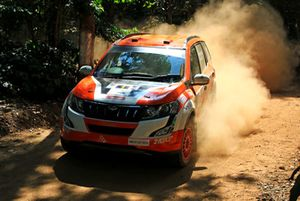 Amittrajit Ghosh, Mahindra Adventure Super XUV500