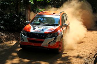 Amittrajit Ghosh, Mahindra Adventure Super XUV500