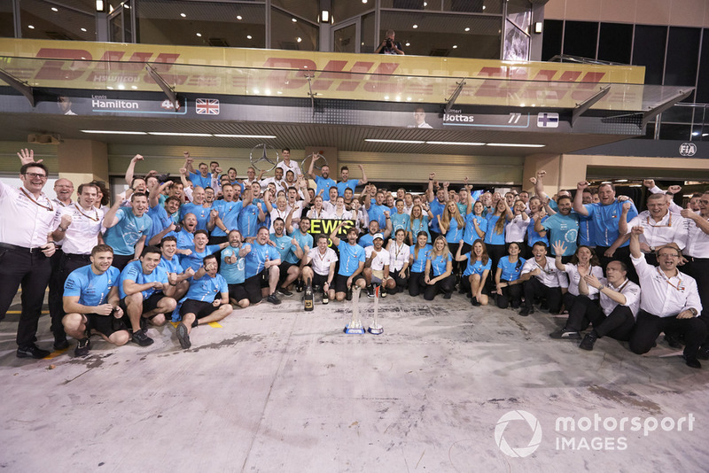 87 GP de Abu Dhabi 2018