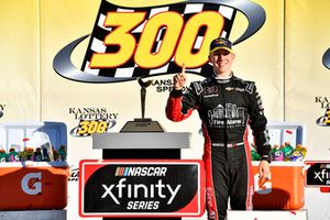 John Hunter Nemechek, Chip Ganassi Racing, Chevrolet Camaro Chevrolet Fire Alarm Services, Inc. wins