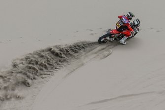 Рики Брабек, Monster Energy Honda Team, Honda CRF 450 Rally (№15)