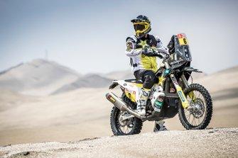 Пабло Кинтанилья, Rockstar Energy Husqvarna Factory Racing, Husqvarna FR 450 Rally (№6)