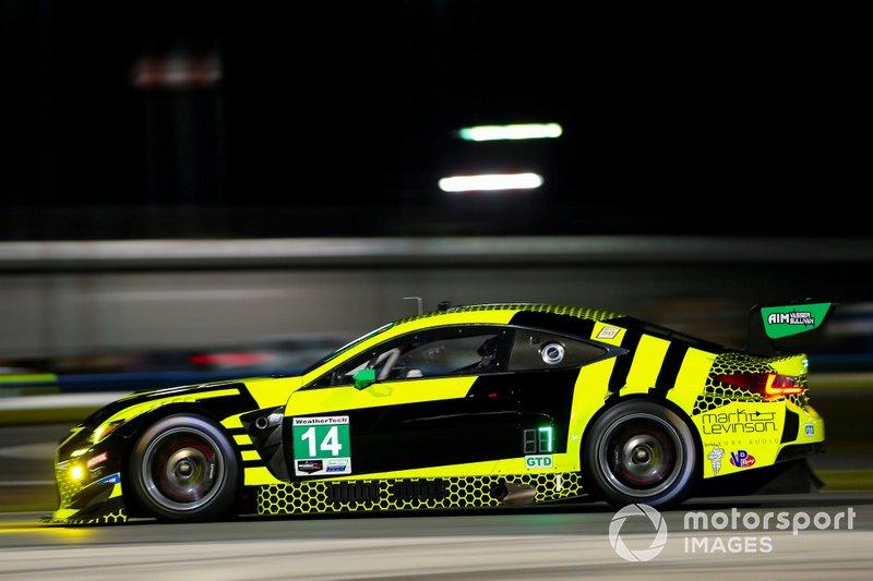 36. GTD: Ричард Хейстанд, Джек Хоксуорт, Остин Чиндрич, Ник Кэссиди, AIM Vasser Sullivan, Lexus RC F GT3 (№14)