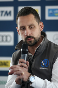 Dr. Florian Kamelger, fondateur et propriétaire d'AF Racing AG et Team principal R-Motorsport