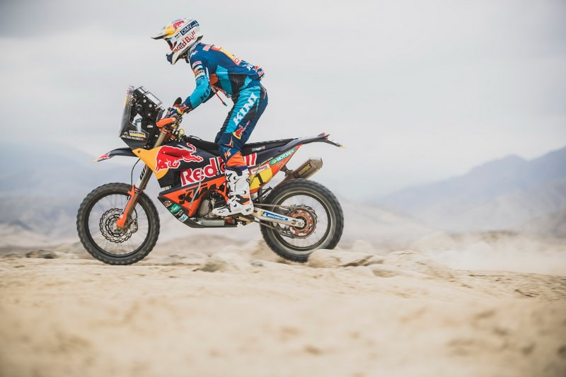 #1 Red Bull KTM Factory Racing KTM: Matthias Walkner