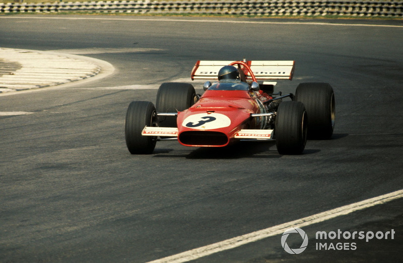 1970 Jacky Ickx, Ferrari